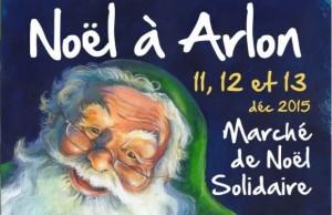 Marché de Noël Solidaire Arlon
