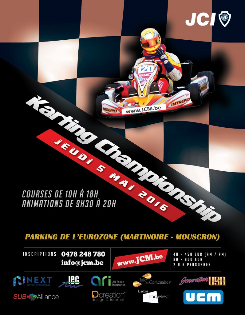 JCI Mouscron Karting