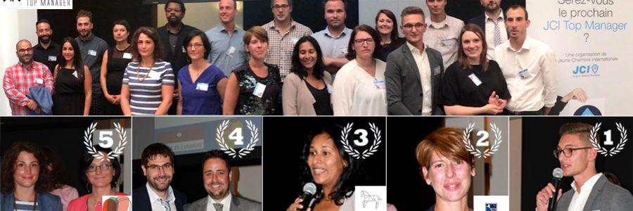 JCI Top Manager - Lauréats 2017
